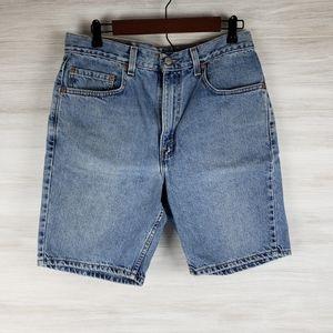 Levi Vintage 505 Denim Shorts